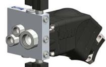 "By-pass valve For ""Twin Flow"" series Bent Axis Pumps"